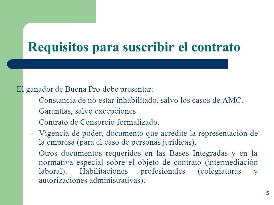 Figuras de la Ejecución contractual Suscripción Garantías Adelantos Adicionales y Deductivos Ampliación de Plazo Subcontratación Intervención económic