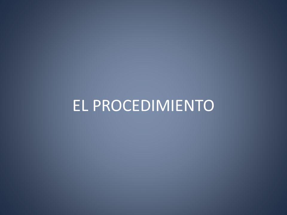 Por quien hizo la presentación del caso Desistimiento El demandado comunica a la Corte su aceptación y allanamiento de las pretensiones.