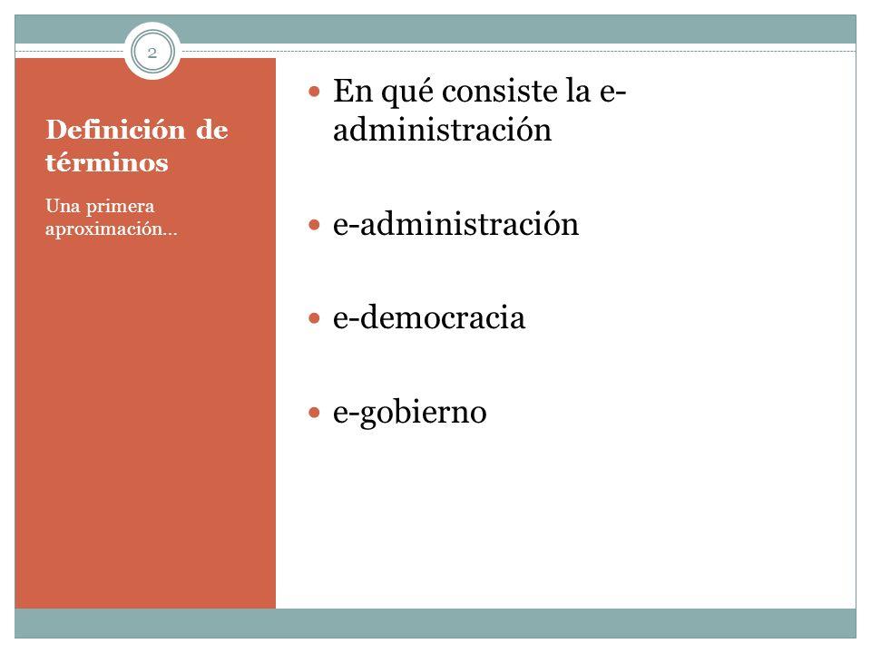 La Sede Electrónica.