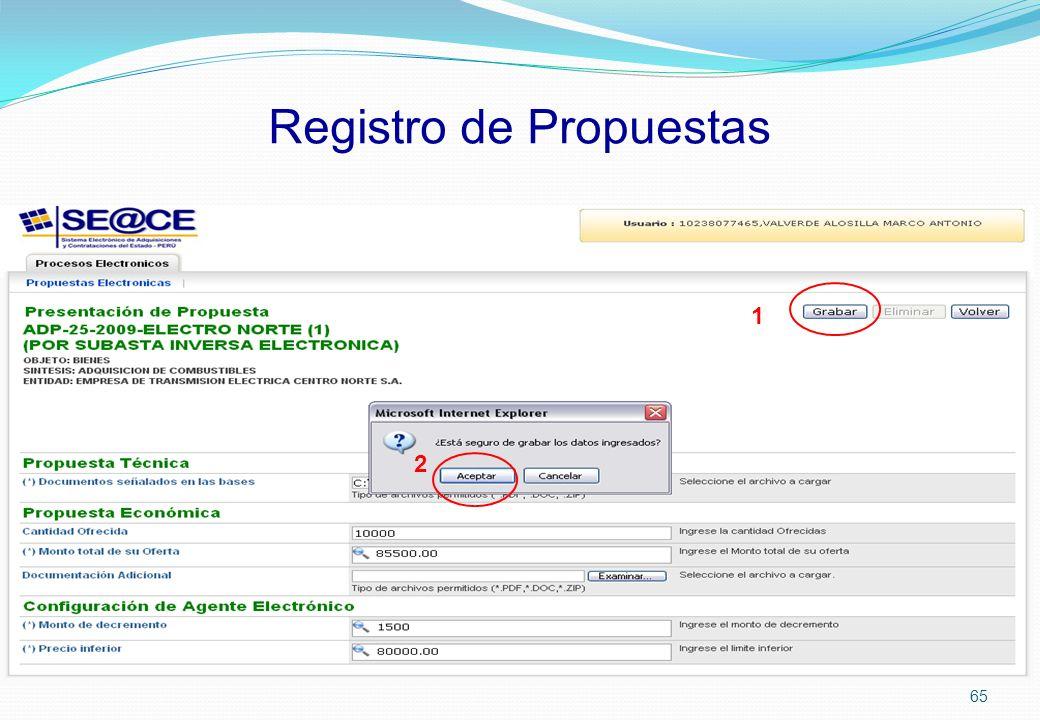 Registro de Propuestas 1 2 65