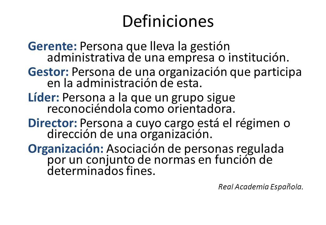 7.- COMO PASAR POR EL CAOS Un líder es por definición un INNOVADOR.