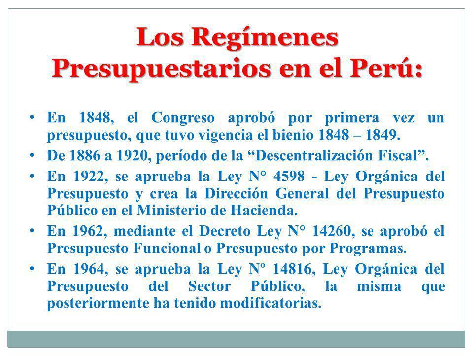 En 1982, el gobierno implementa una nueva metodología presupuestaria (Presupuesto Base Cero).