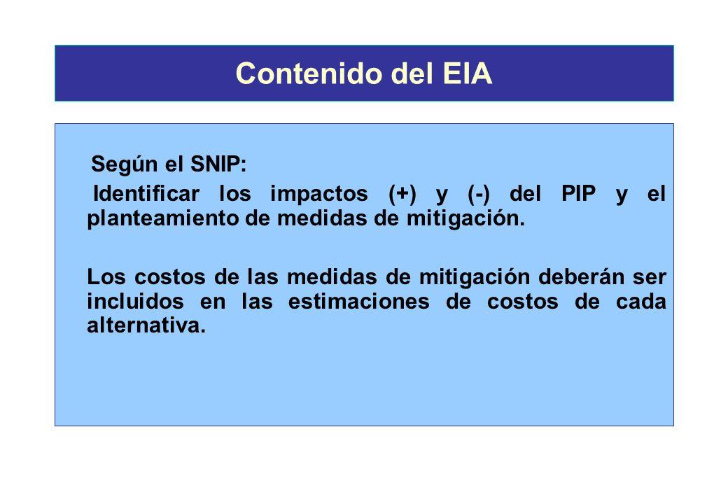 Criterios de Evaluación Impactos * Carácter: beneficioso (+) o perjudicial (-) de las acciones * P.O: probabilidad que un impacto se presente * Intens