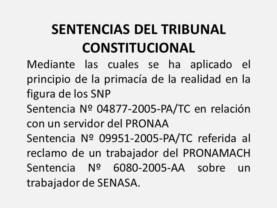 Ley 29157 Mediante el cual el Congreso de la República, delegó el Poder Ejecutivo la facultad de legislar por un plazo de 180 días, sobre materias relacionadas con la implementación del acuerdo de Promoción Comercial Perú Estados Unidos (TLC) y su Protocolo de Enmienda destinada al fortalecimiento institucional y la modernización del Estado Una de las normas emitidas en base a esta coyuntura es el Decreto legislativo 1057