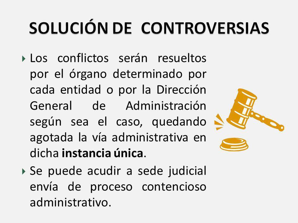 47 OBJETO DE LA NORMA: Exonerar de la prohibición del numeral 9.1.