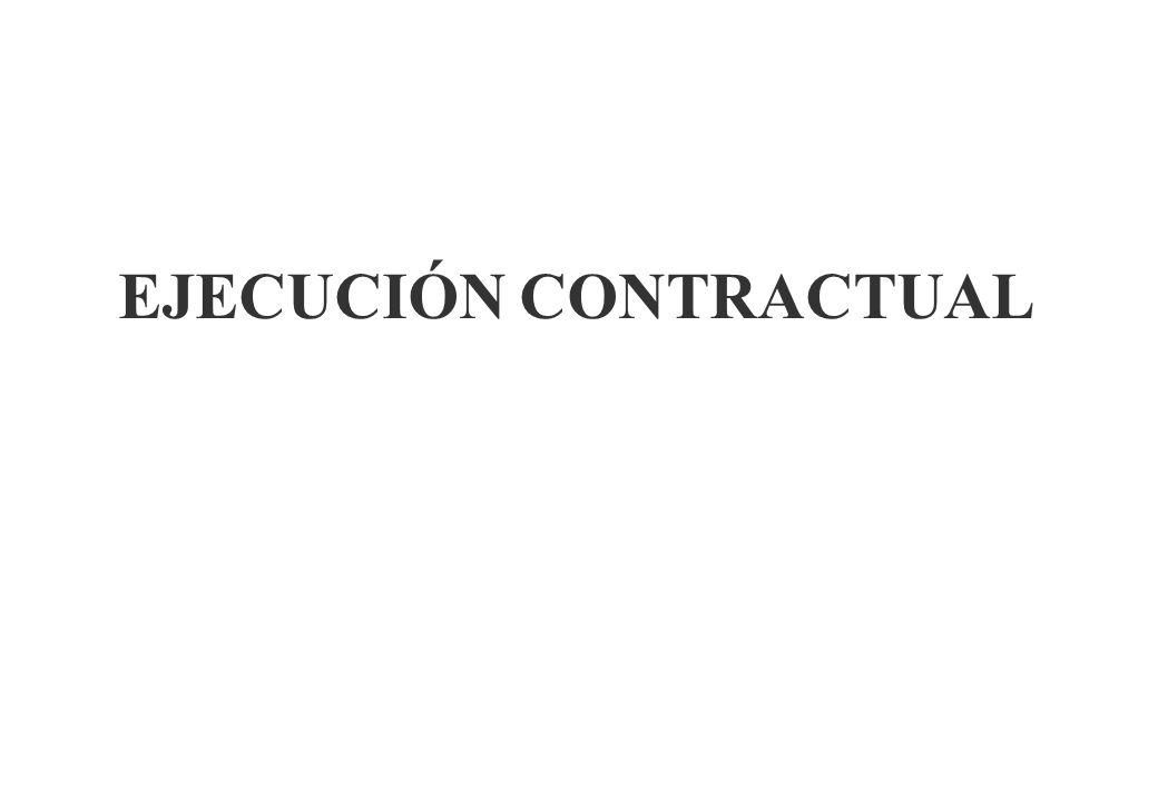 - Se suscribe el contrato. Cuando - Se cancela el proceso de selección. Culminación del Proceso