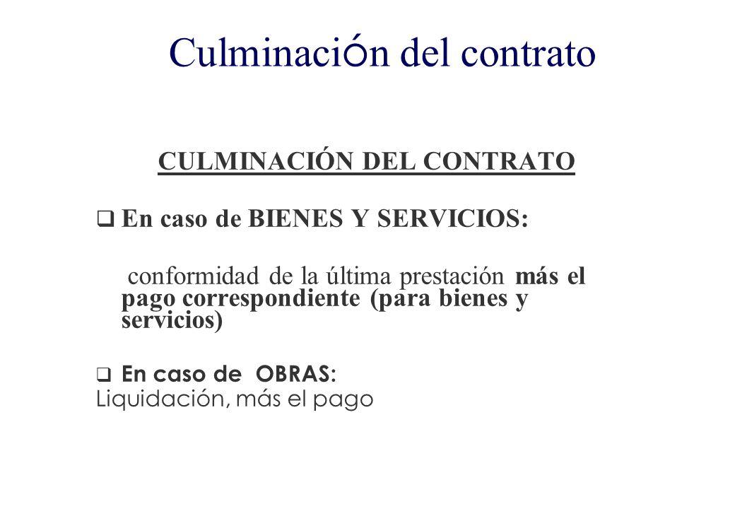 Nulidad del contrato Se declara de oficio por la Entidad cuando contratista incurra en causales contenidas en el artículo 56º de la Ley: Trasgresión a