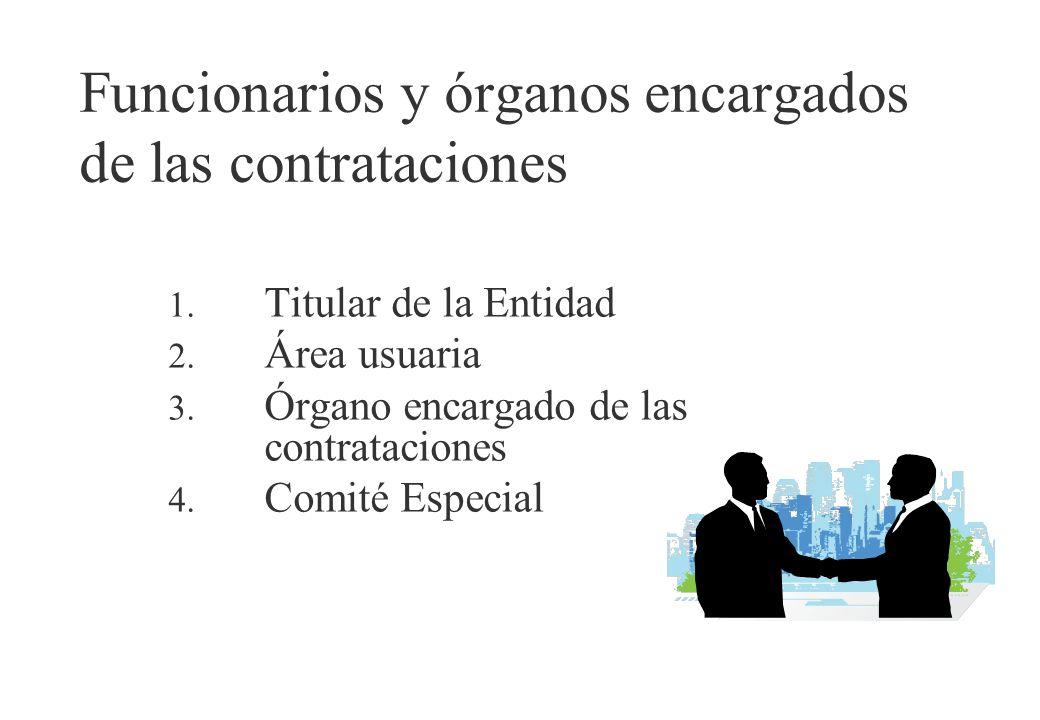 CONTENIDO DEL EXPEDIENTE DE CONTRATACIÓN Requerimiento y/o Solicitud del área usuaria, Estudio de las posibilidades que ofrece el mercado Sistema de c