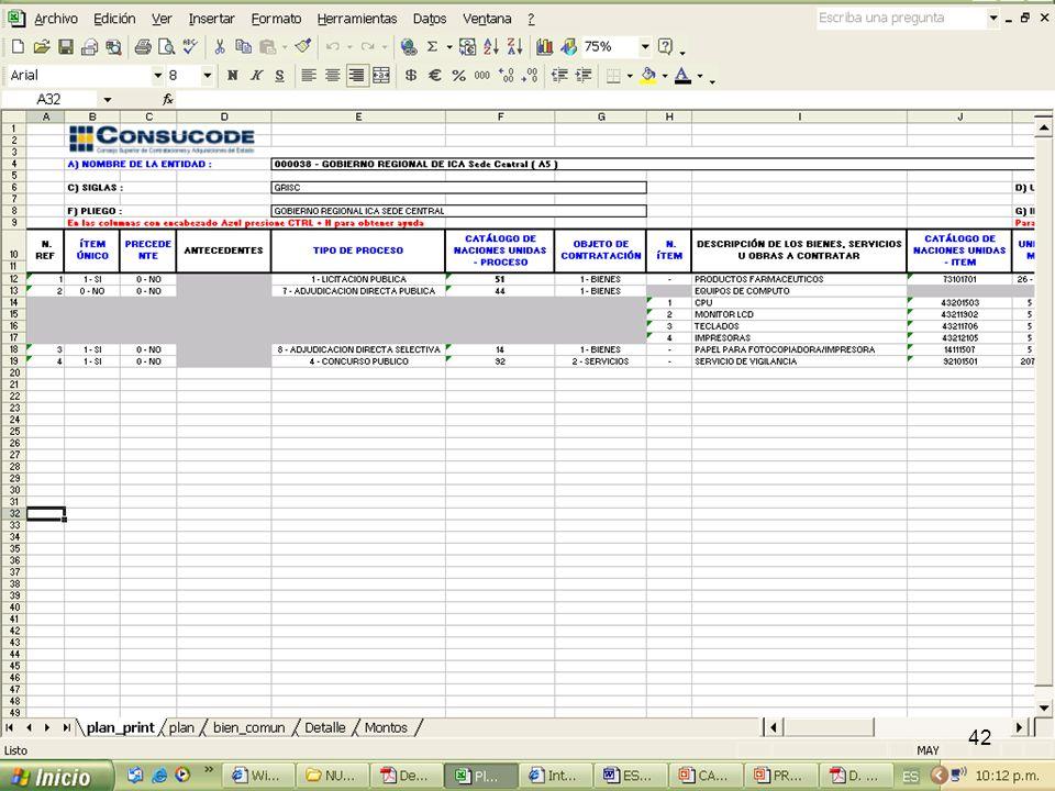 …Formulación: Proyecto de PAC –Oficina de Presupuesto determina las fuentes de financiamiento disponibles para las contrataciones.