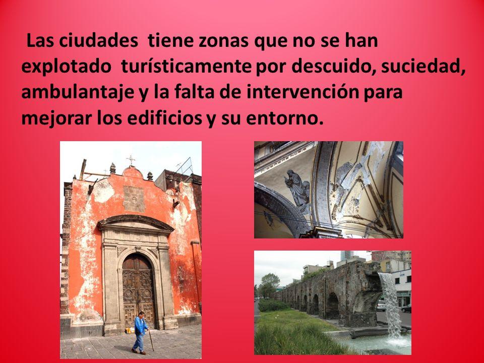 EL turismo cultural adquiere mayor importancia en México y en el mundo.