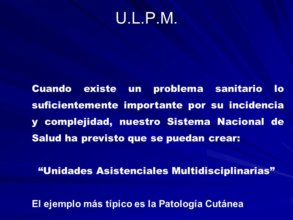 U.L.P.M.