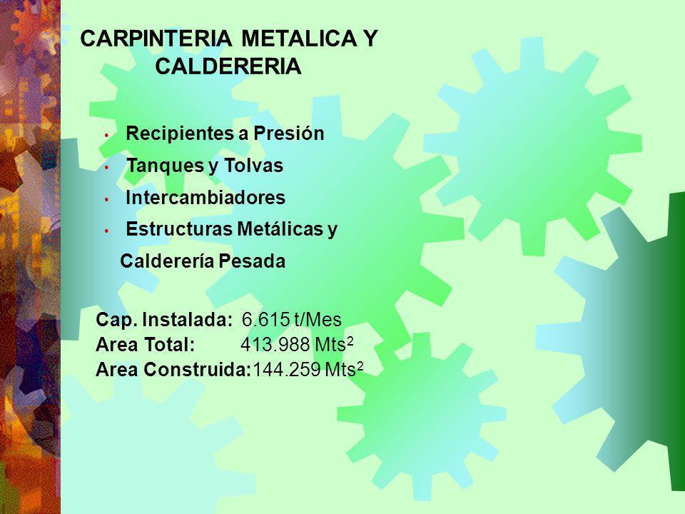 Mecanizado Liviano y Pesado Máquinas Automáticas y CNC Tallado de Engranajes Rectificación Cap.