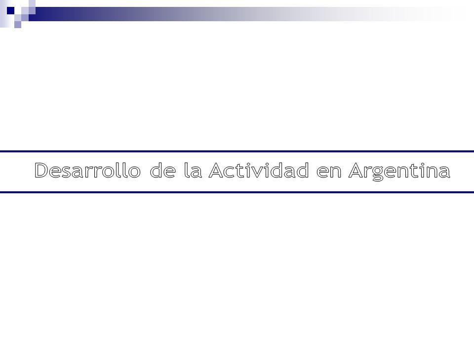 Portada del Folleto Argentina Meeting Point – En Proceso de Actualización