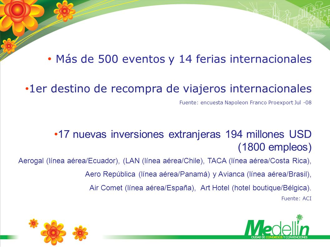 Sitios representativos Costo por persona: US$ 50 MUSEO DE ANTIOQUIA Plan Conoce a Medellín Tour CiudadTour Ciudad