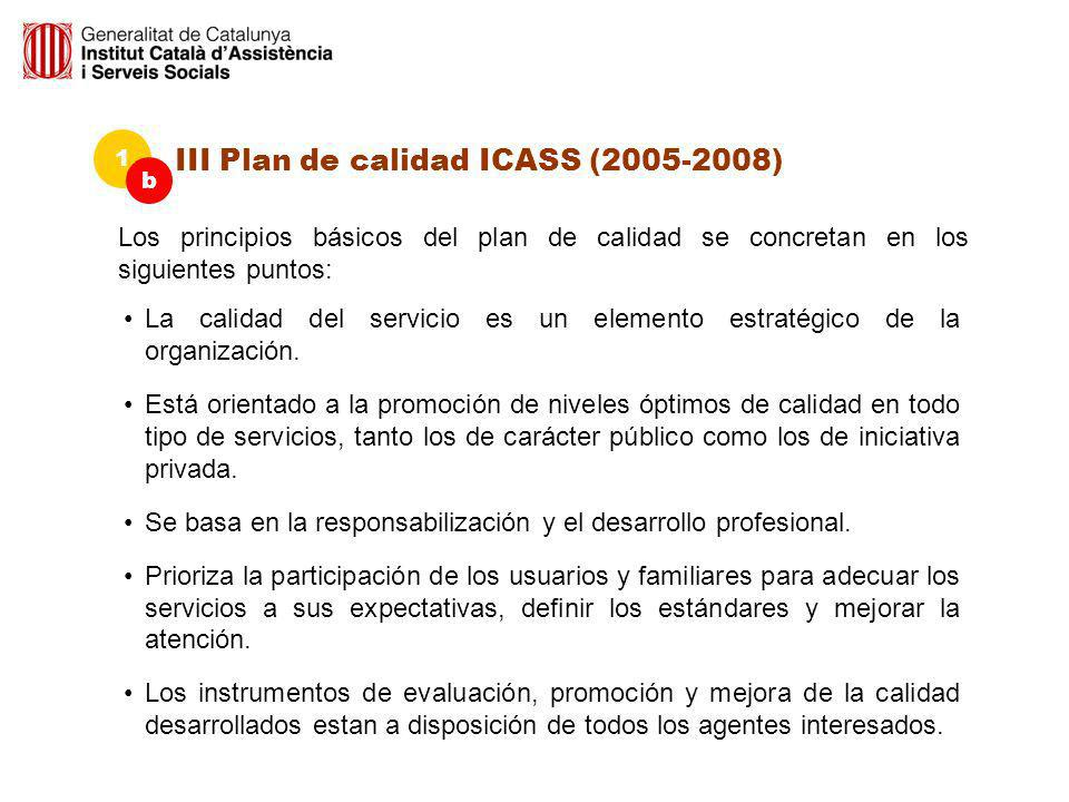 Líneas estratégicas: 1.Modelo de calidad de atención en servicios sociales 2.