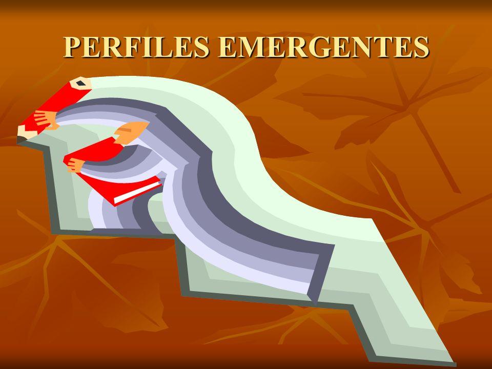 PERFILES EMERGENTES