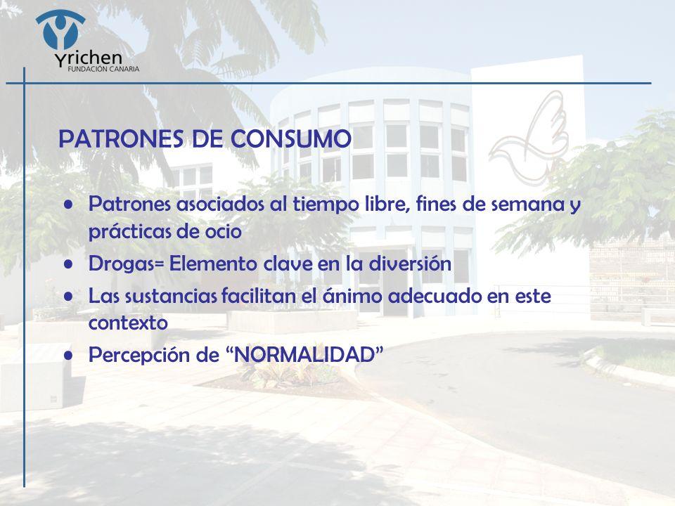 CARACTERÍSTICAS DIFERENCIALES EN EL TRABAJO CON MENORES 1.Diagnósticos de uso y abuso y no tanto de dependencia.