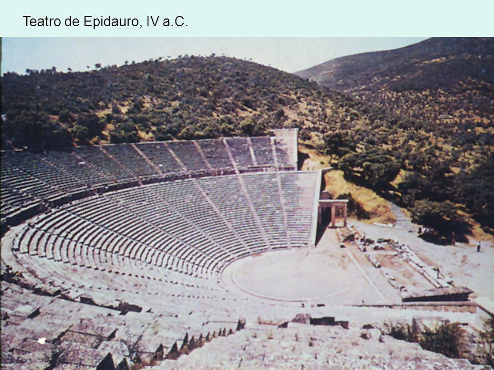 Teatro de Epidauro, IV a.C.