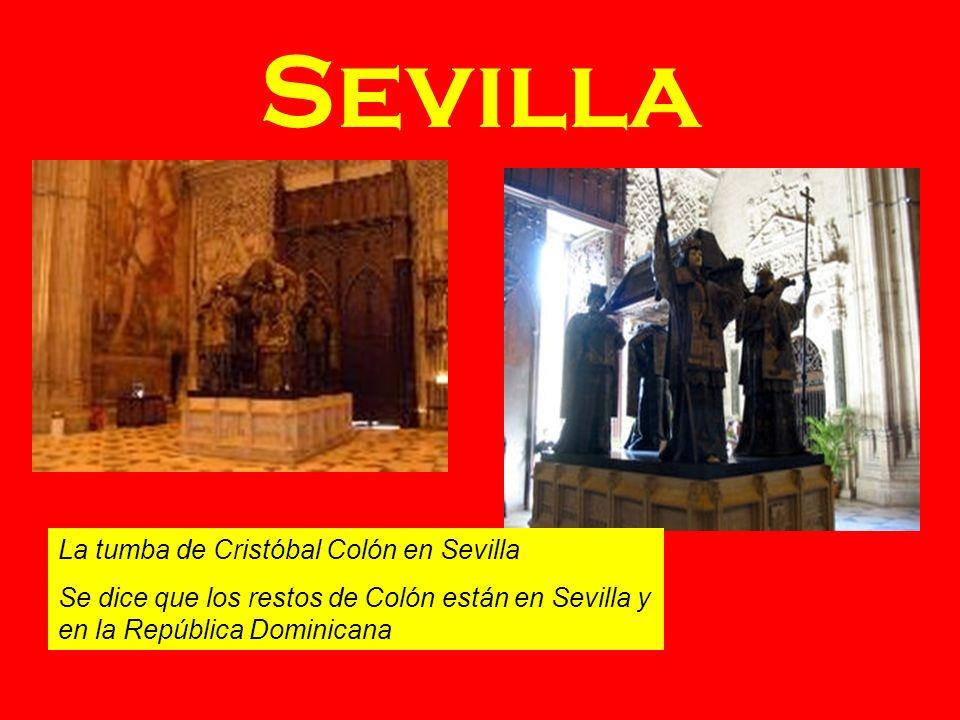 Sevilla La Catedral de Sevilla y La Giralda