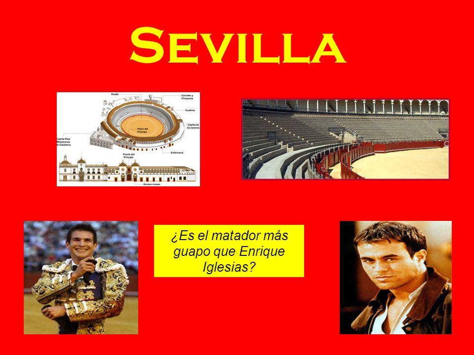Sevilla La Maestranza en donde se pueden ver corridas de toros