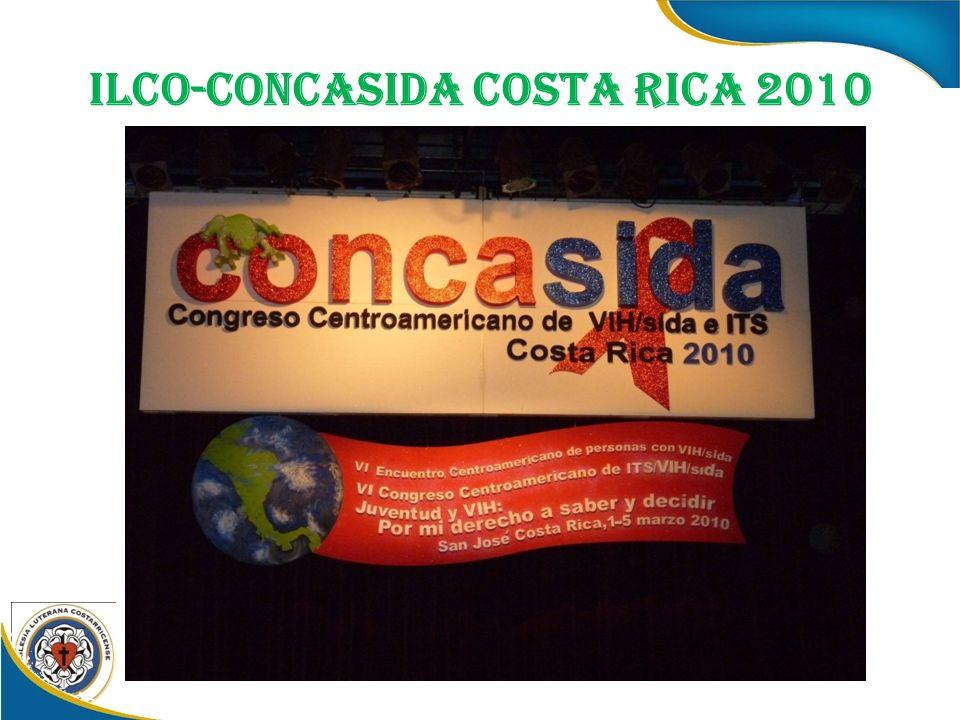 ILCO-CONCASIDA COSTA RICA 2010