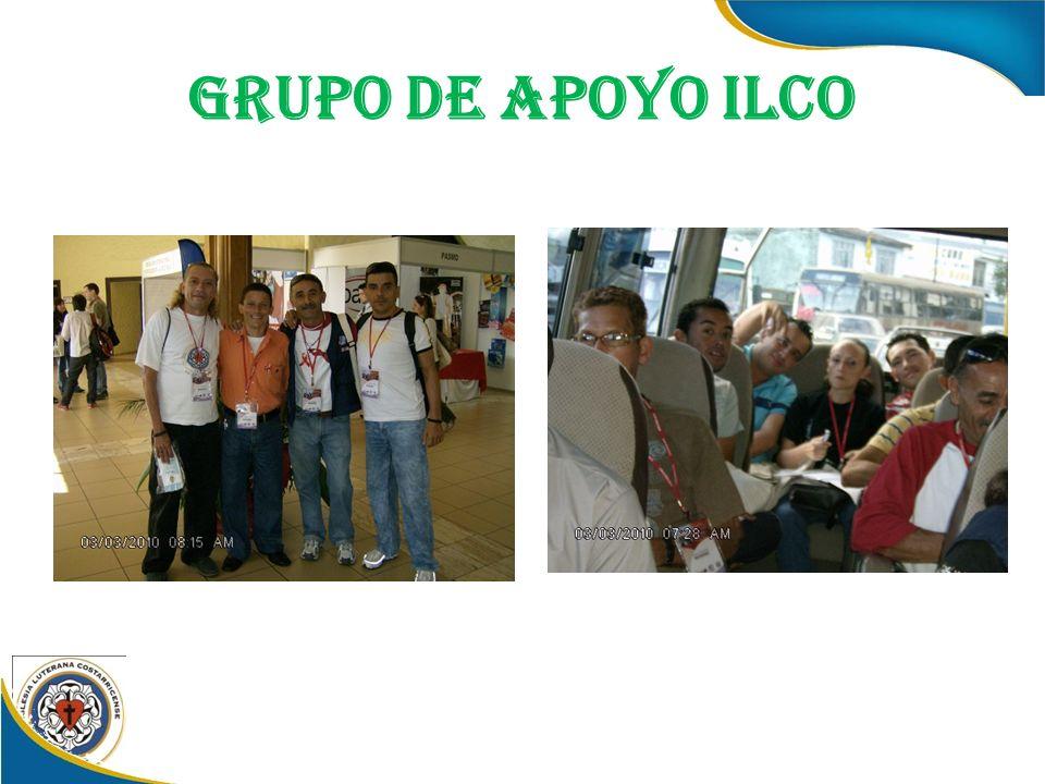 GRUPO DE APOYO ILCO