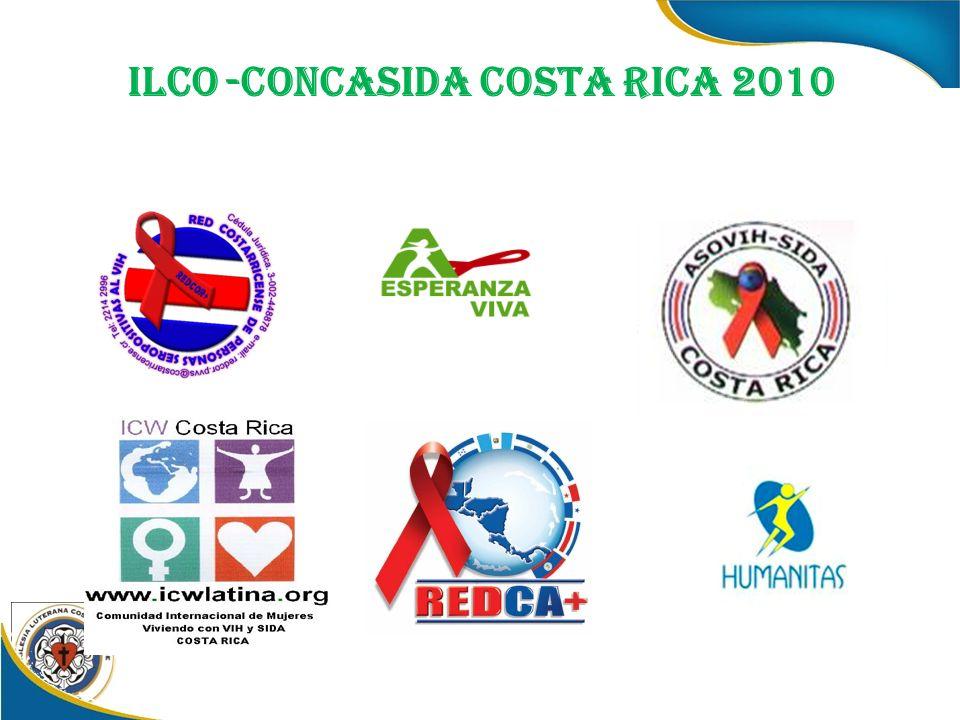 ILCO -CONCASIDA COSTA RICA 2010