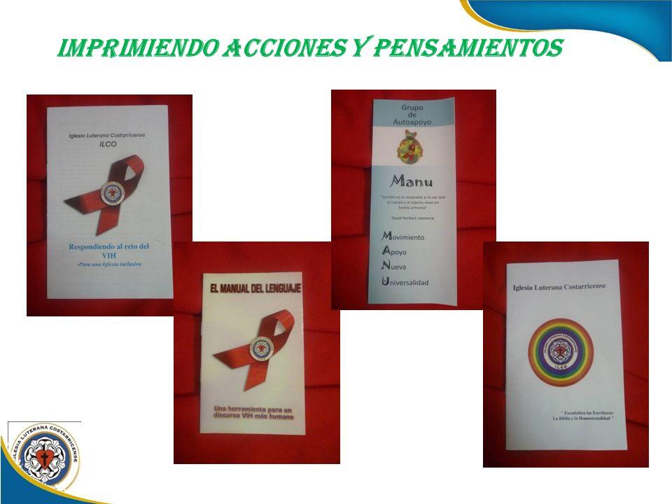 IMPRIMIENDO ACCIONES Y PENSAMIENTOS