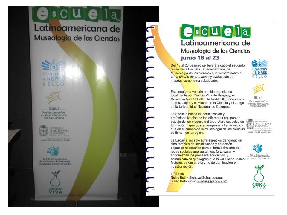 23 participantes de Colombia