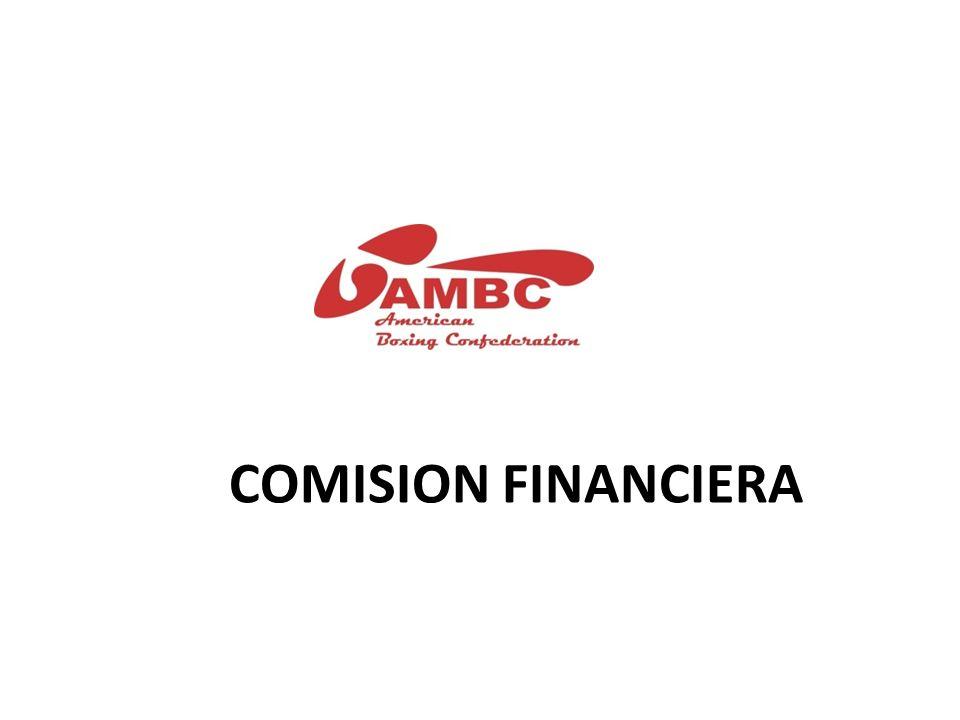 COMISION FINANCIERA