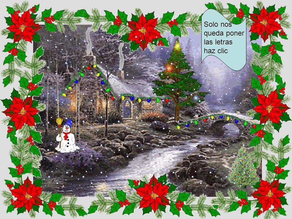 Una Navidad sin nieve no es Navidad haz clic aquí