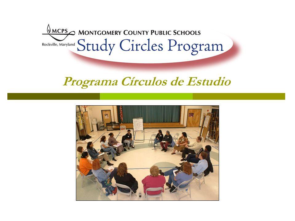 Programa Círculos de Estudio
