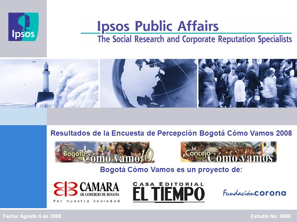 El Alcalde Mayor de Bogotá Usted cómo califica la gestión del alcalde Samuel Moreno Rojas, en una escala de 1 a 5, siendo 1 MUY MALA GESTIÓN y 5 MUY BUENA GESTIÓN.