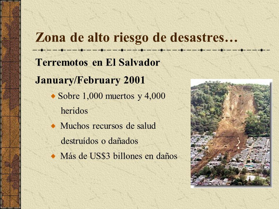 El proyecto NLM-OPS Información confiable es el recurso más importante antes, durante y después de un desastre.