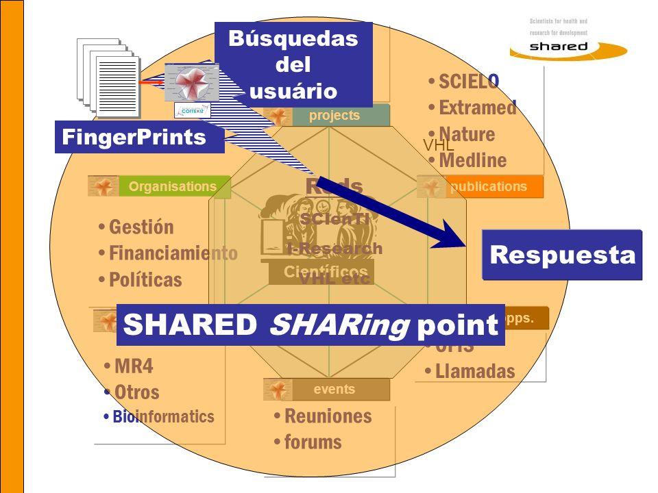 Agnes Soares La base de datos SHARED