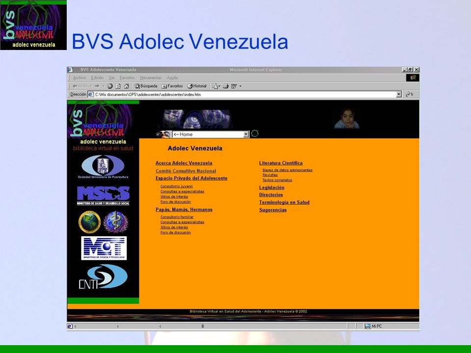 BVS Adolec Venezuela