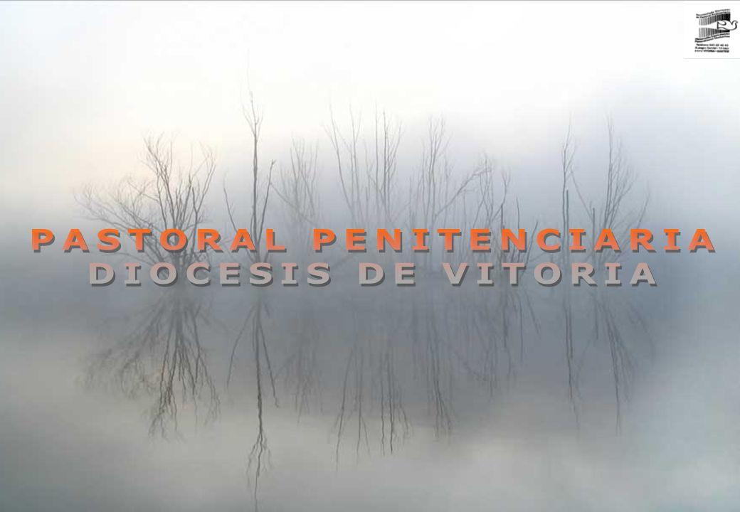 ANTENCENDENTES DE LA PASTORAL PENITENCIARIA DE VITORIA 1984: Algunas parroquias inician unos grupos de sensibilización.