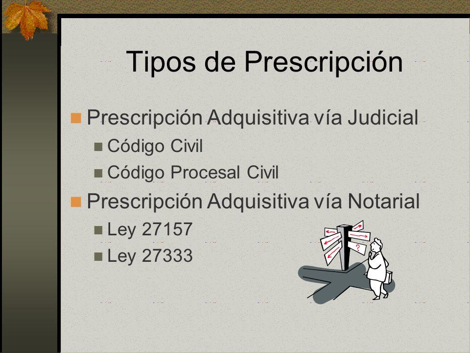 Concepto Se adquiere la propiedad inmueble por prescripción mediante: Posesión continua Pacífica Pública como propietario durante 10 años Se adquiere