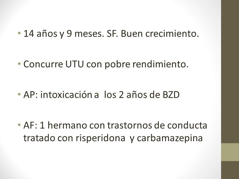 Proteínas totales 7.30 albúmina:3.90, globulinas 3.40.