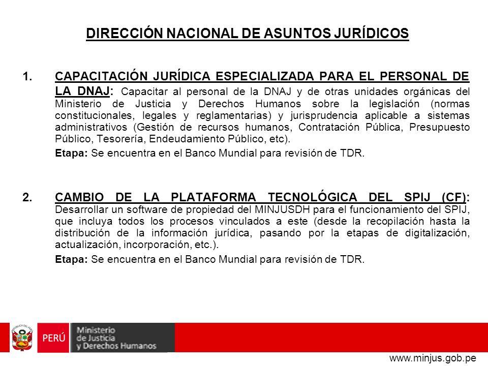 SECRETARÍA TÉCNICA DE LA COMISIÓN ESPECIAL DE IMPLEMENTACIÓN DEL CPP 1.PLAN ESTRATÉGICO PARA LA IMPLEMENTACIÓN DEL CPP EN LOS DJ.