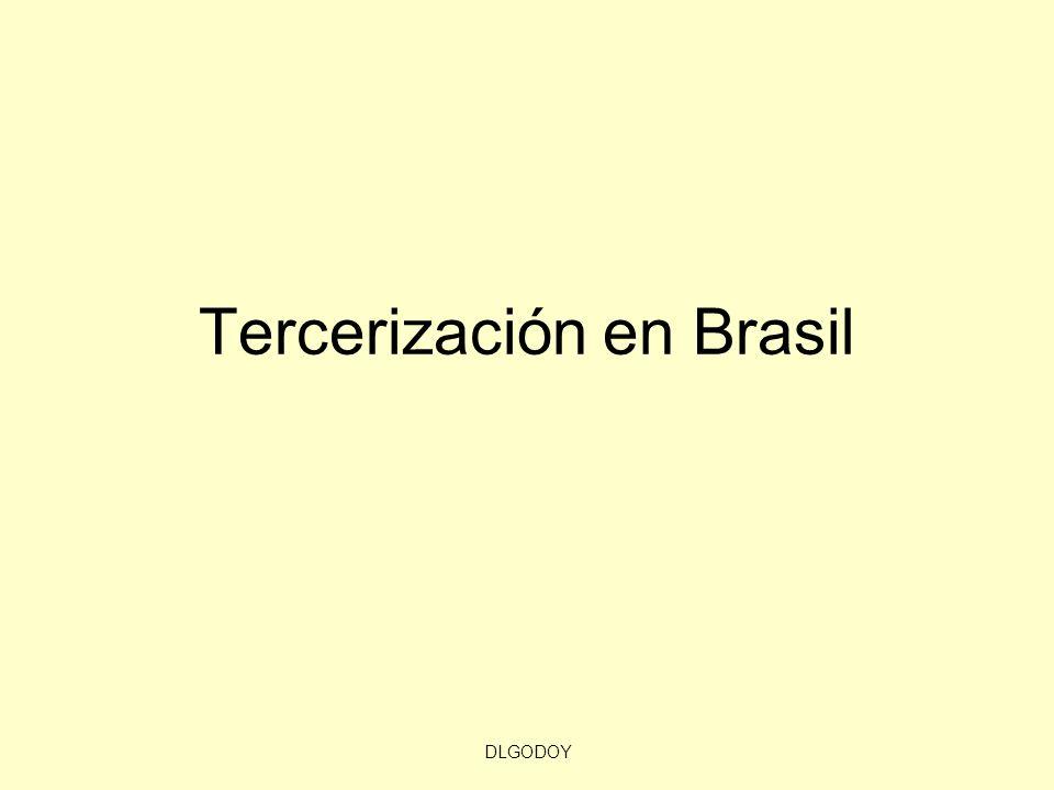 DLGODOY Tercerización en Brasil