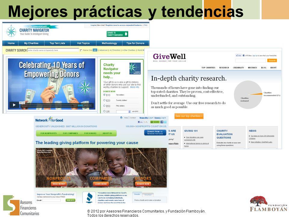 © 2012 por Asesores Financieros Comunitarios. y Fundación Flamboyán.