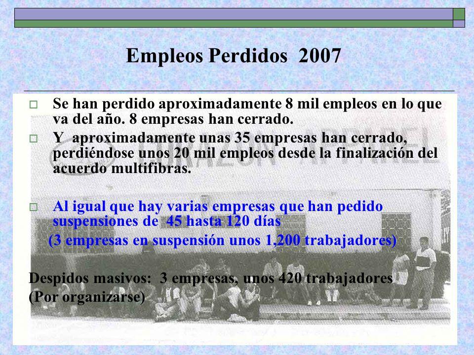SALARIO DIFERENCIADO Ya casi arranca El parque industrial Honduras Pacific Free Zone albergará solo empresas relacionadas con la actividad manufacturera.