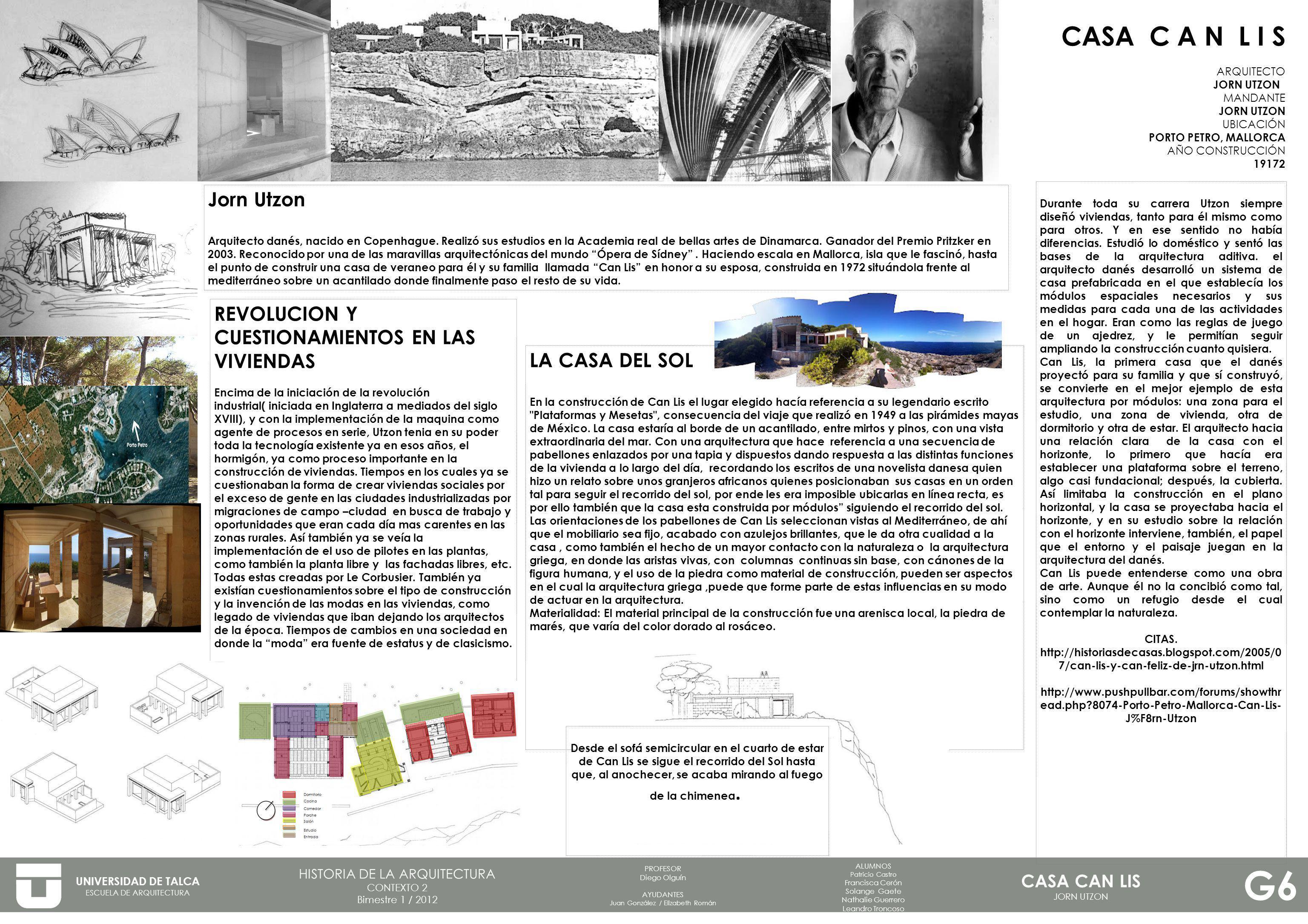 UNIVERSIDAD DE TALCA ESCUELA DE ARQUITECTURA HISTORIA DE LA ARQUITECTURA CONTEXTO 2 Bimestre 1 / 2012 PROFESOR Diego Olguín AYUDANTES Juan González /