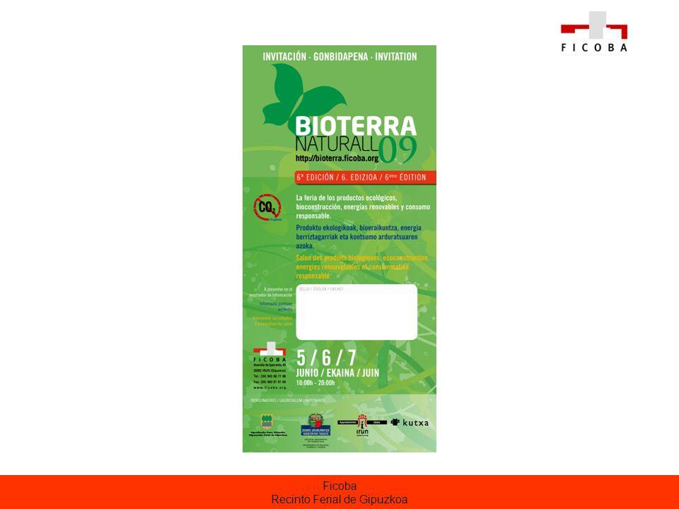 Ficoba Recinto Ferial de Gipuzkoa