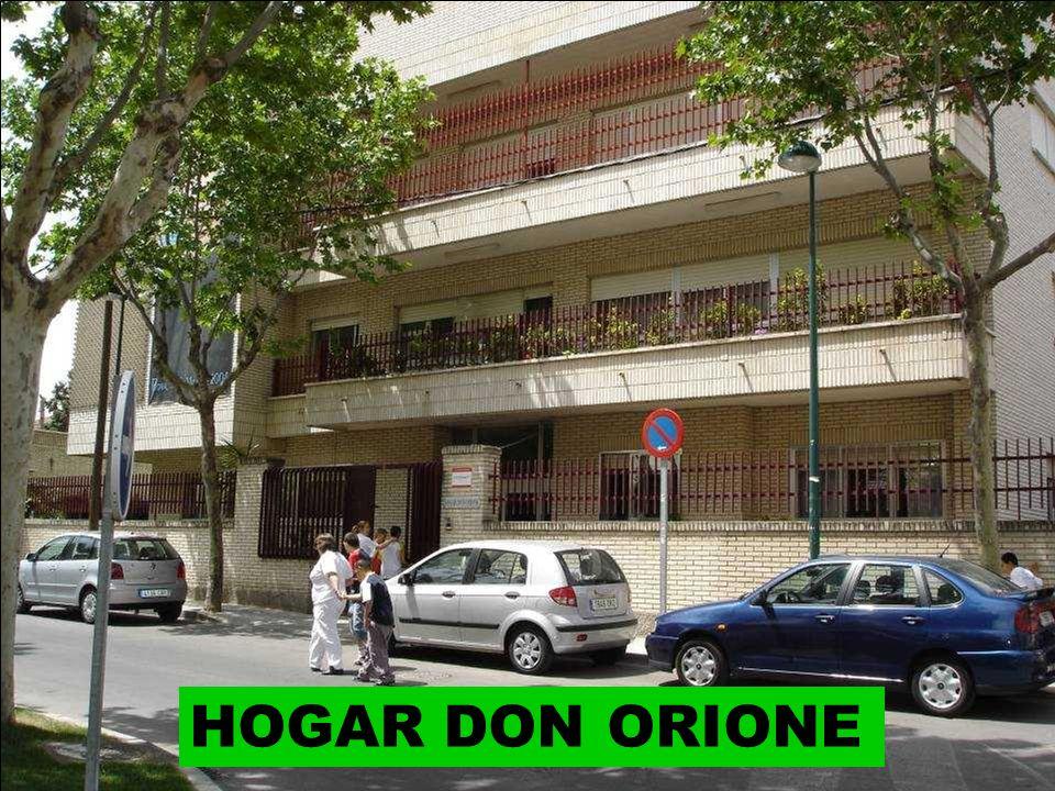 HOGAR DON ORIONE