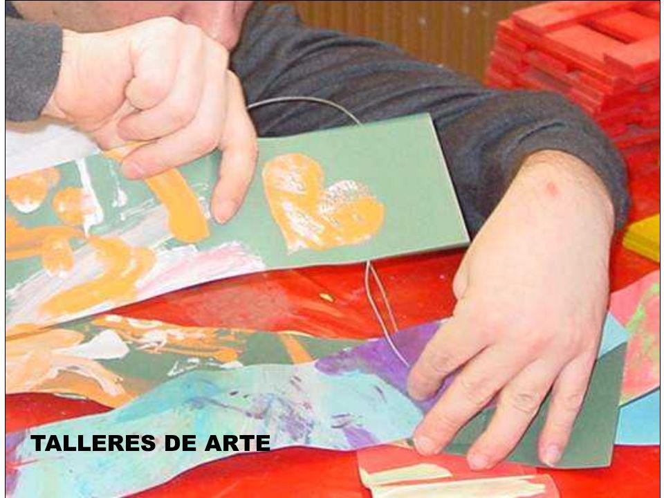 TALLERES DE ARTE