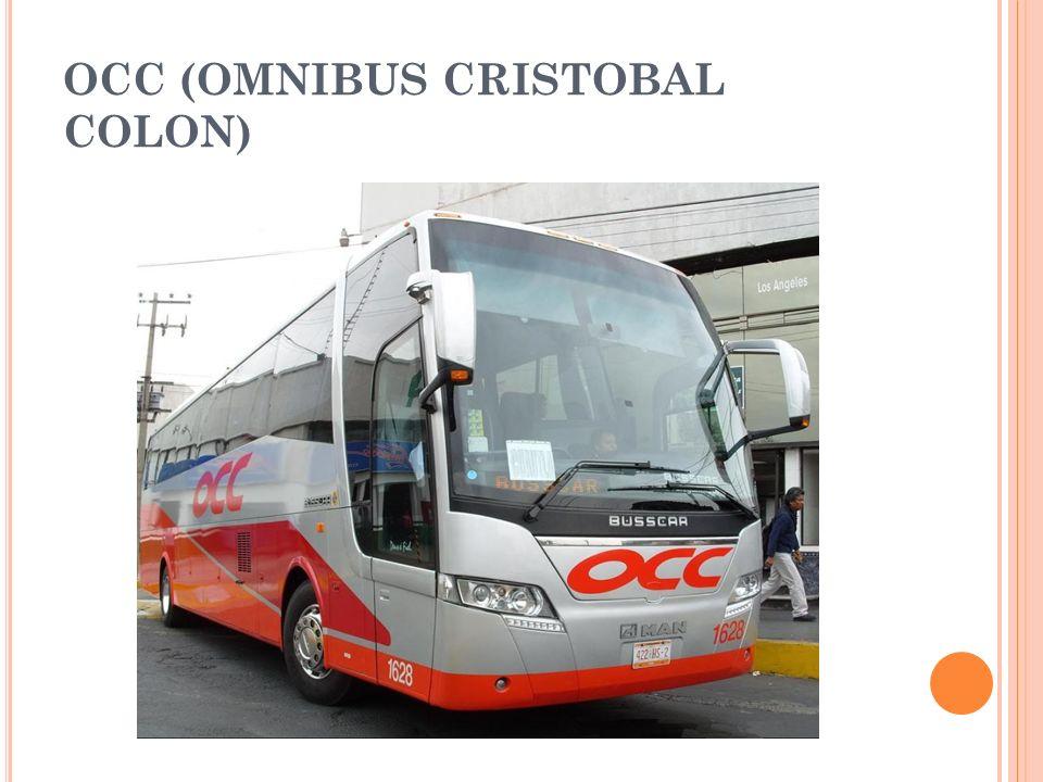 OCC (OMNIBUS CRISTOBAL COLON)