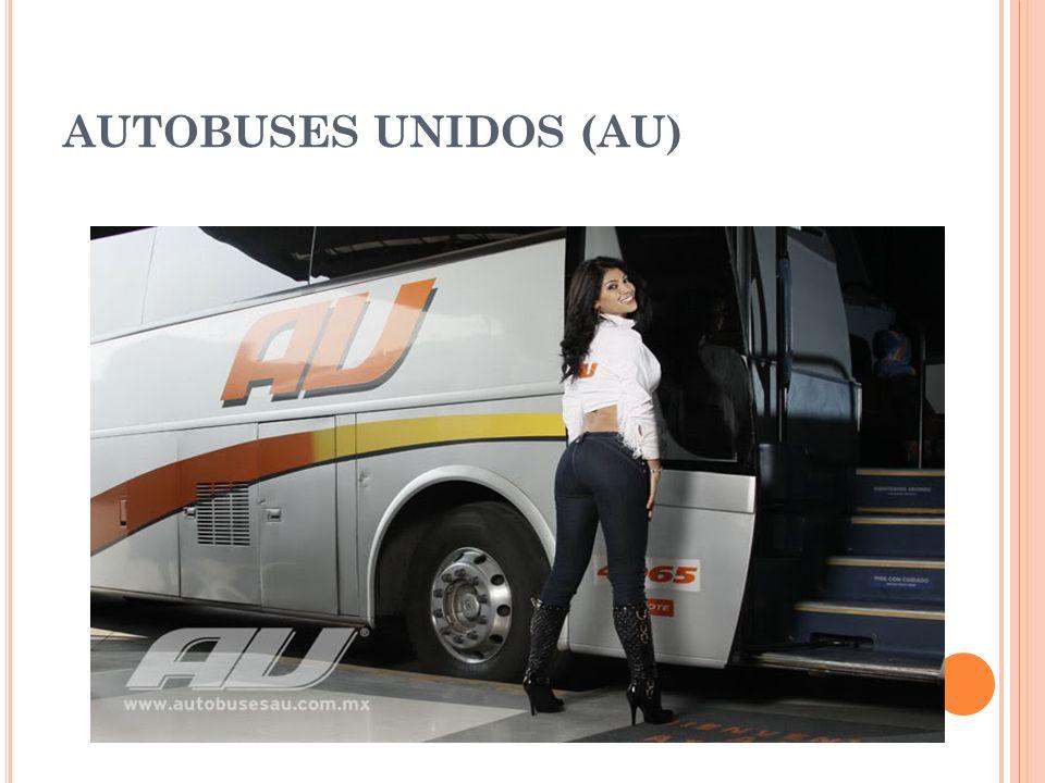 AUTOBUSES UNIDOS (AU)