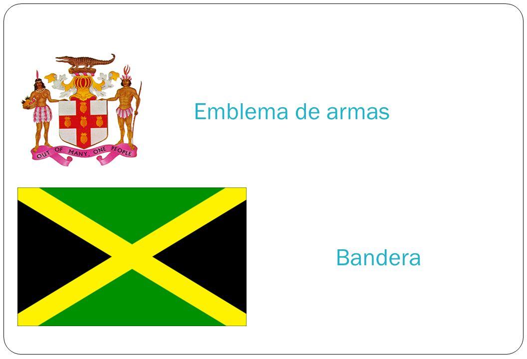 Emblema de armas Bandera